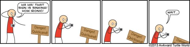#37 quicksand