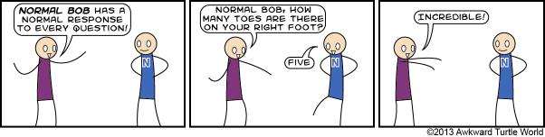 #41.1 Normal Bob