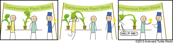 #47 Carnivorous and Vigorous