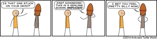#97 amphora